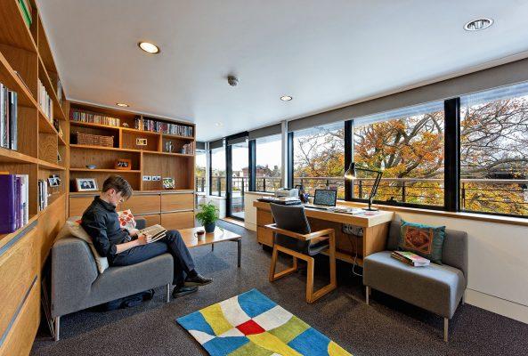Kendrew Quadrangle Mjp Architects