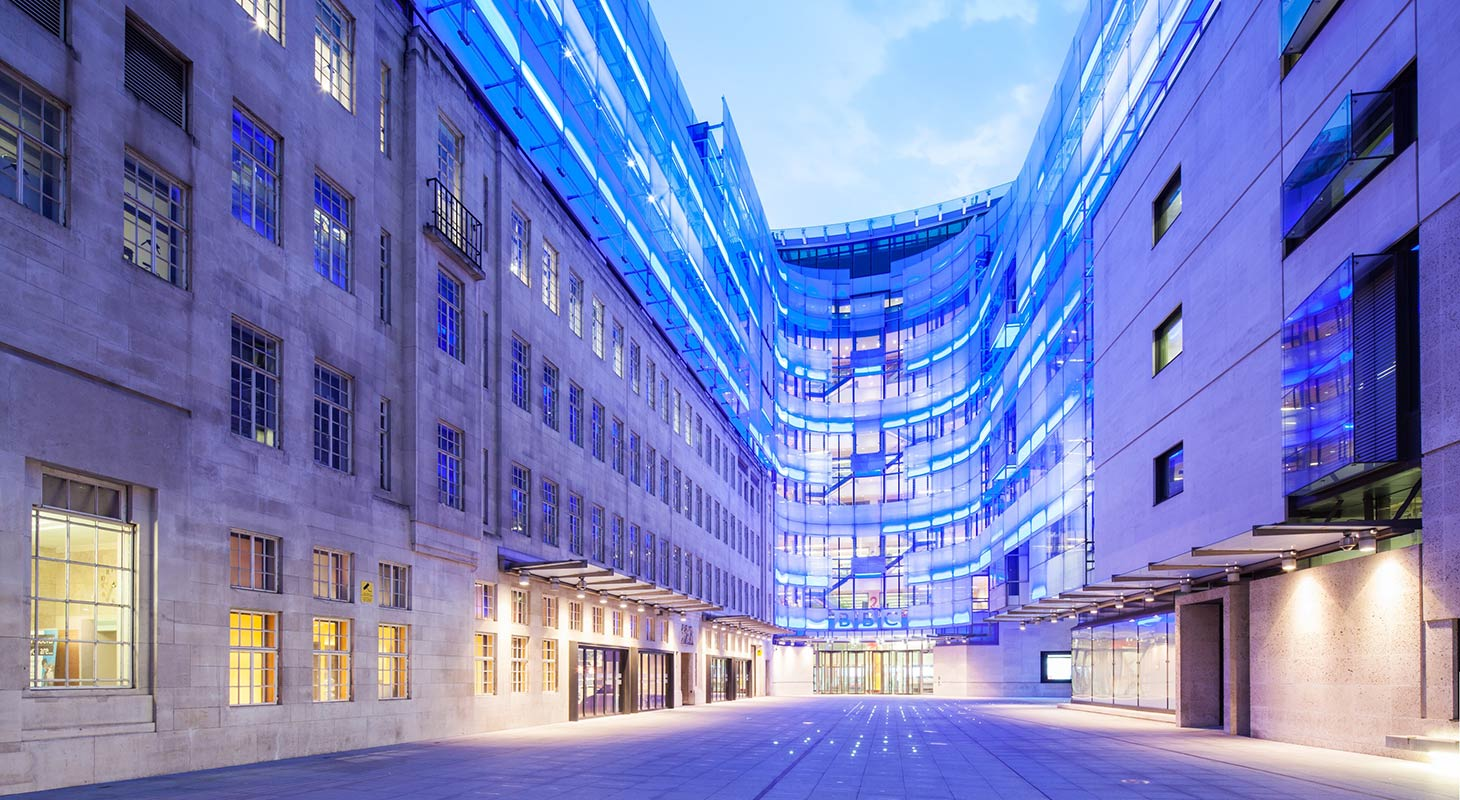 bbc new broadcasting house time-lapse film | mjp architects