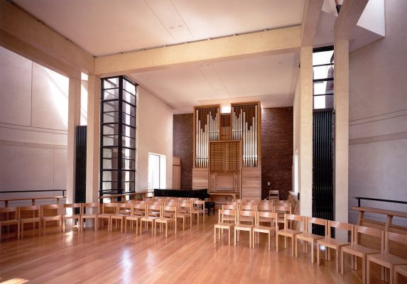 Fitzwilliam College Chapel Mjp Architects