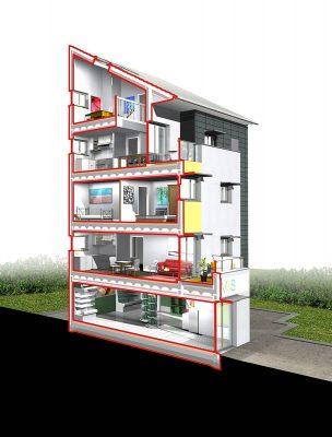 Carbon Neutral Prototype Mjp Architects